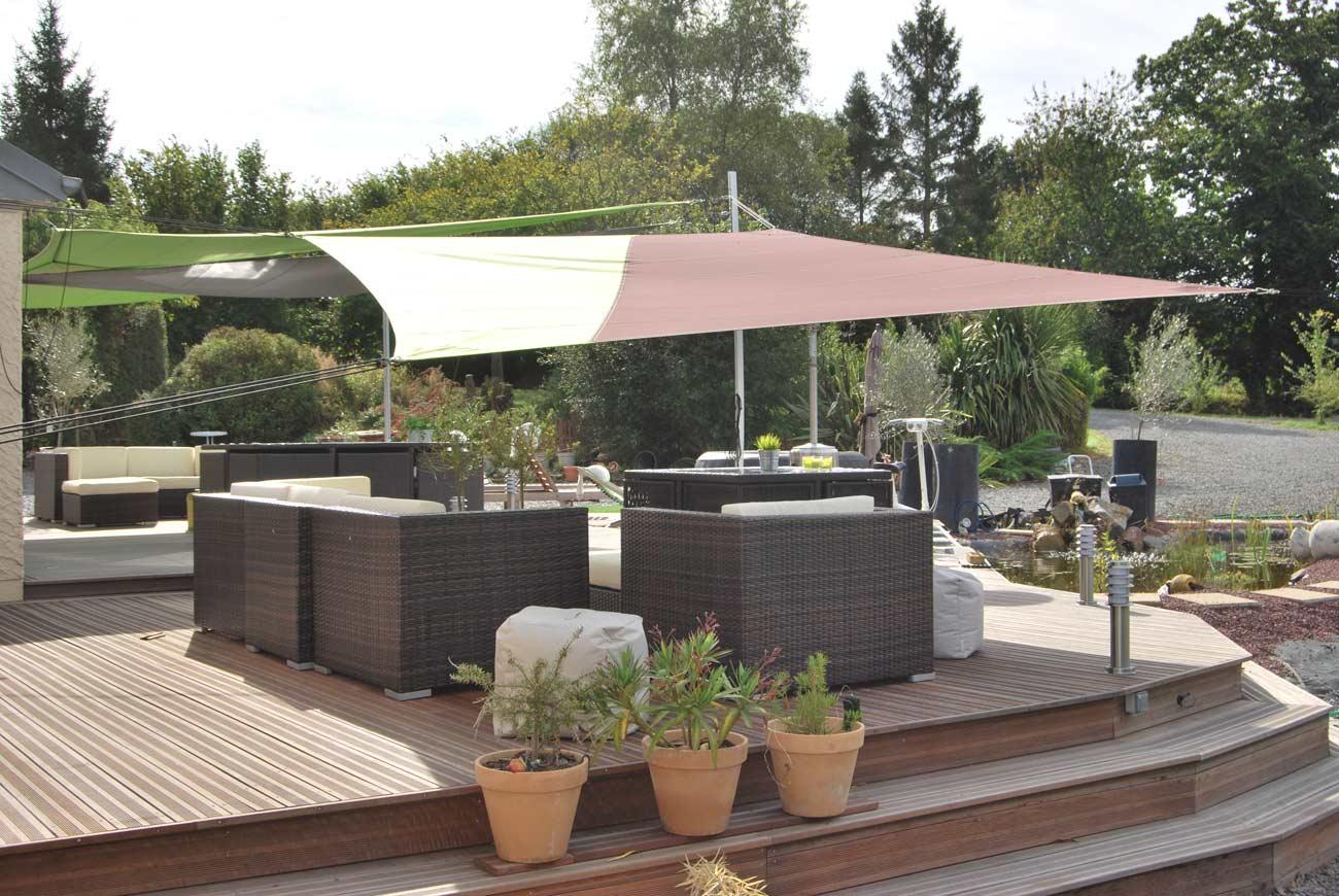 100 Remarquable Conseils Salon De Jardin En Toile De Bateau