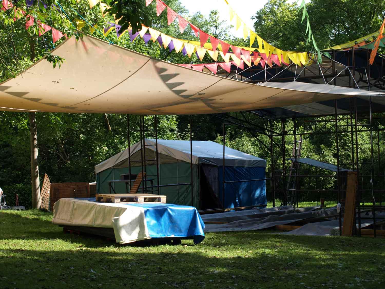 Foyer Grand Voile Rezé : Toiles de l ouest voiles d ombrage tendues