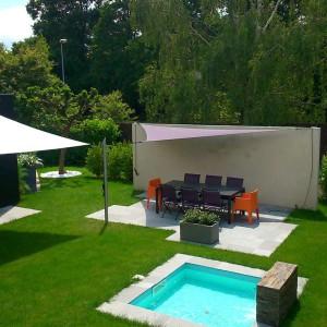 Voiles sur patio 44 près de Nantes