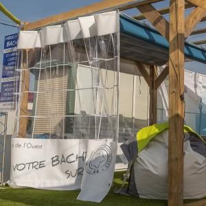 Bâche de fermeture 44 Nantes  – Toiles de L'Ouest Pays de Retz