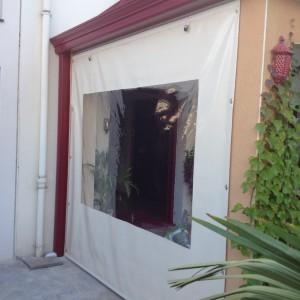Bâche ferme la maison – bache créée entre Nantes et Pornic
