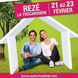 Salon de l'habitat 2020 à Nantes – Voiles d'ombrage Toiles de l'Ouest